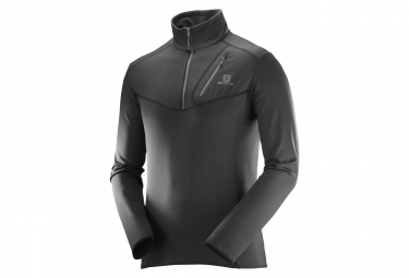 Maillot Manches Longues Salomon Discovery Noir
