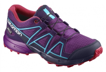 Salomon Speedcross Shoes CSWPJ Grj Ev Blue
