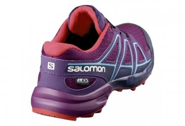 Salomon Speedcross Shoes CSWPJ Grj Ev Blue