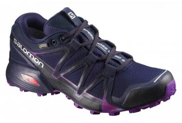 Zapatillas Salomon Speedcross Vario 2 Gtx para Hombre Azul / Púrpura