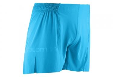 Salomon S-Lab Short 6 Transcend Blue