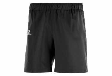 Short Salomon Agile 7 '' Short Uomo Nero