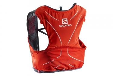 Sac salomon adv skin 5 set rouge xxs