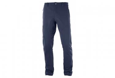 Salomon Wayfarer Utility Pant Blue