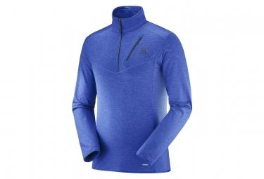 Salomon Discovery Fleece Blue