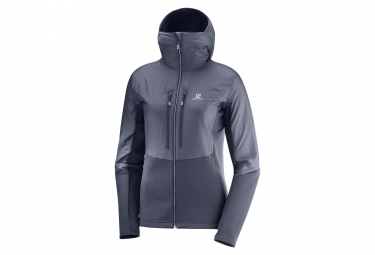 Salomon Drifter Hoodie Women's Jacket Graphite
