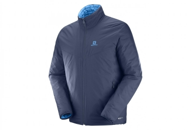 Salomon Drifter Loft Jacket Hawaiian Night Sky
