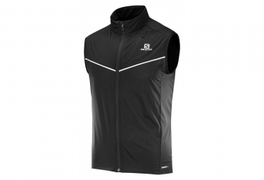 Veste sans Manche Salomon Rs Light Noir