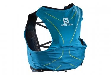 Salomon Adv Skin Bag 5 Set Blue