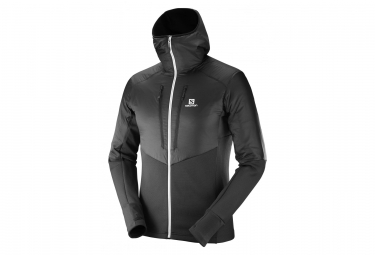 Salomon Drifter Air Hoodie Black