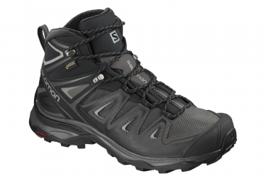 Zapatillas Salomon X-Ultra 3 Gtx negras