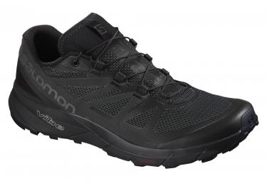 Salomon Sense Ride Women's Shoes Black