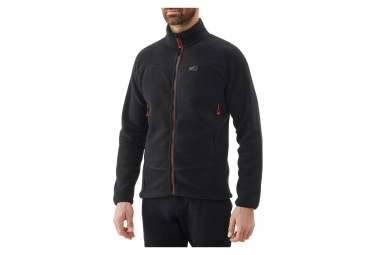 Millet WILD ALPS Fleece Black