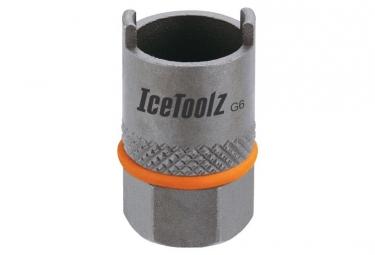 ICE TOOLZ Clé démonte cassette Suntour 2-notch 0903