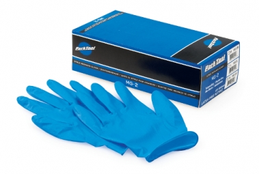 Park Tool MG-2 Nitril Mechaniker Handschuhe - 100 Pack