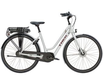 Trek UM1+ Midstep 300Wh E-bike  Argent / Noir