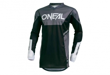 Maillot manches longues o neal element racewear noir s
