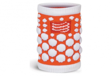 Compressport Sweatbands 3D.Dot Orange