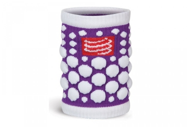 Compressport Sweatbands 3D.Dot Purple