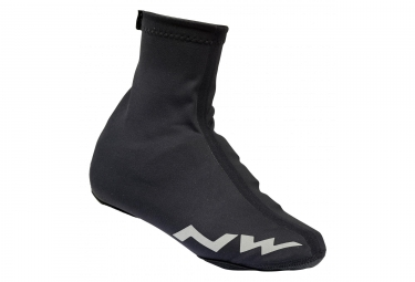 Northwave Shoecover Fir High Black 38 40