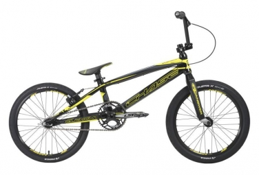 Bmx race chase element pro noir jaune 2019