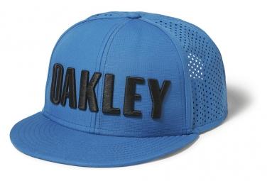 Oakley Cap Perf Hut Blau
