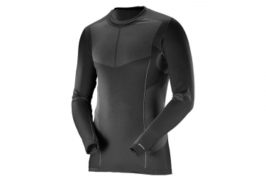 Salomon Primo Warm Long Sleeves Top Black