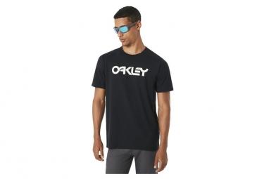 Oakley SS Tee MARK II Jet Black Heather