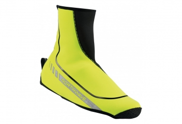 Couvre chaussures northwave sonic 2 jaune fluo noir 41 43