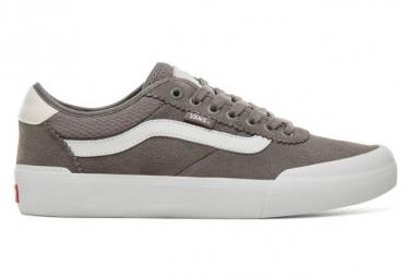 Vans Shoes Chima Pro 2 Pewter/ True White