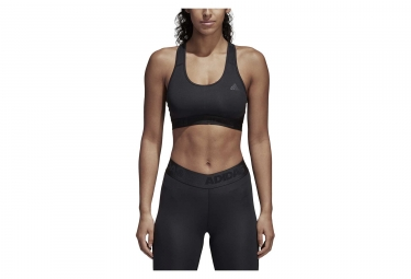 adidas running Alphaskin Sports Bra Black