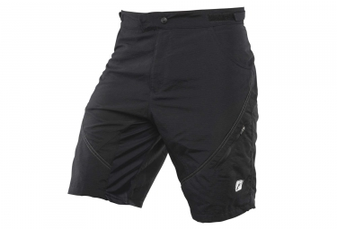 Kenny Enduro Shorts With Under Short Black