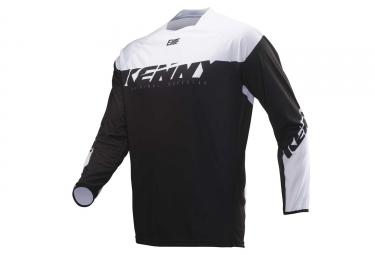 Kenny Elite Long Sleeves Kid Jersey Black