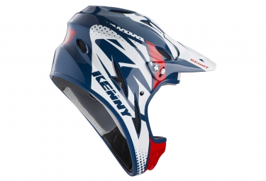 Casque Kenny Downhill Bleu / Rouge