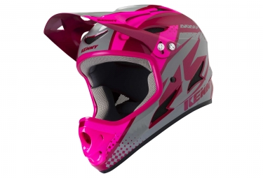 Casque kenny downhill rose m 57 58 cm
