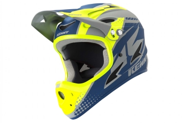Kenny casque down hill xxs grey navy