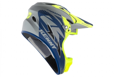 Casque Kenny Downhill Gris / Bleu