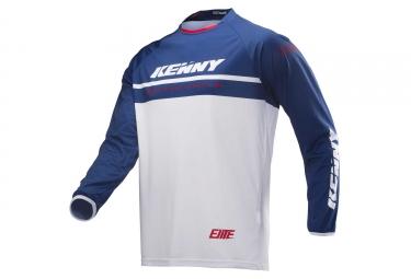 Kenny Elite Long Sleeves Kid Jersey Navy