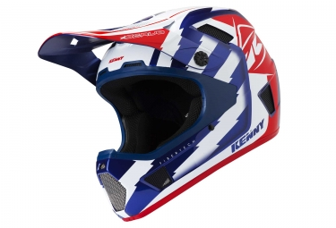 Casque integral kenny scrub patriot s 55 56 cm
