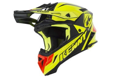 Kenny Trophy Helmet Neon Yellow / Orange