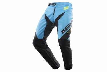 Kenny Elite Pant Cyan / Black