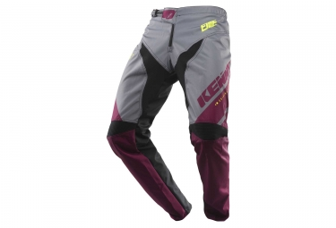 Kenny Elite Kid Pant Burgundy