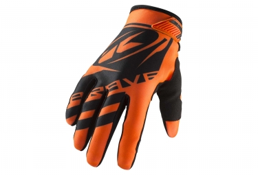 Gants Kenny Brave Orange Fluo