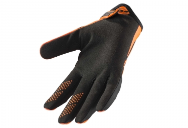 Gants Enfant Kenny Brave Orange Fluo