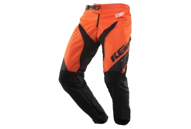Pantalon Enfant Kenny Elite Orange Fluo