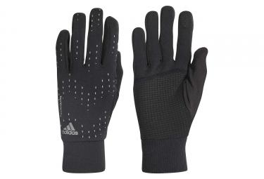 adidas running Run Long Gloves Black