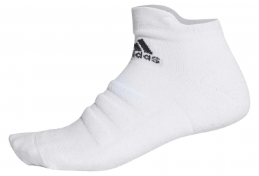 adidas running Alphaskin Ankle Low Socks White