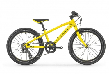 Vtt enfant mondraker leader 20 jaune orange 2019 6 7