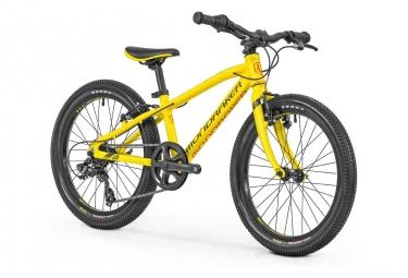 Mondraker Leader 20 Kids Bike 20'' Jaune / Orange