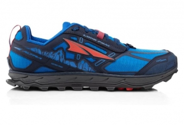Altra Lone Peak 4 Shoes Blue